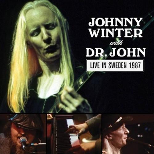 Live in Sweden 1987 [CD]
