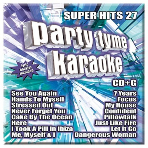 Party Tyme Karaoke - Super Hits 27 [16-song CD+G]
