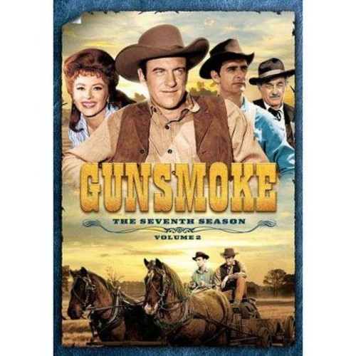 Gunsmoke: The Seventh Season, Vol. 2 [5 Discs]