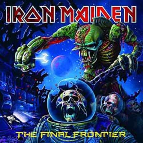 Iron Maiden - Final Frontier [Vinyl]