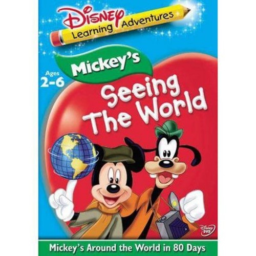 Mickey's around the world in 80 days (DVD)