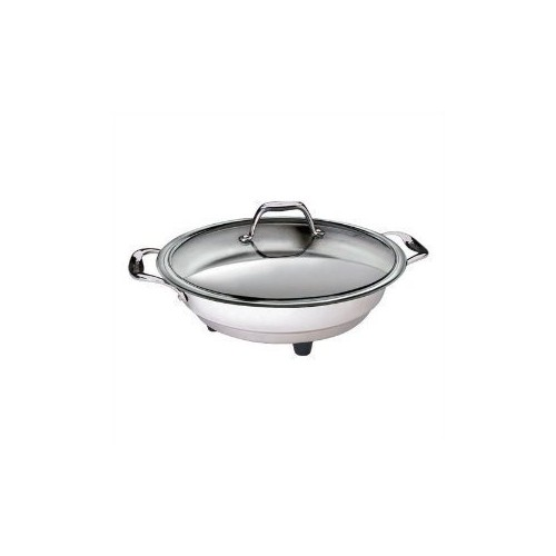 CucinaPro Classic Non-stick Electric Skillet, 1653 with Mini Tool Box (fs)