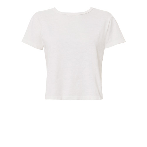 RE/DONE The Classic Vintage White Tee