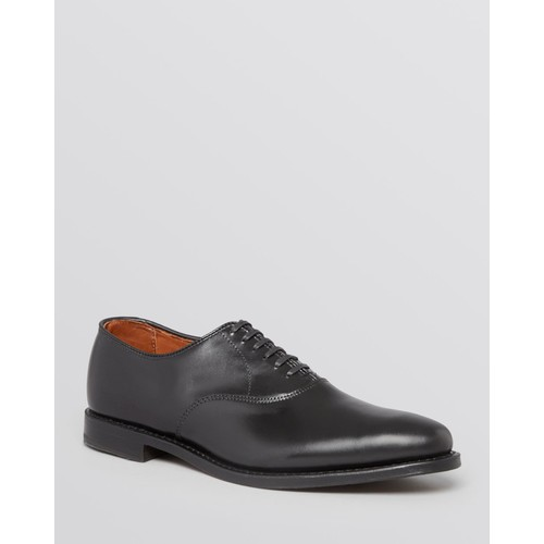 Carlyle Plain Toe Oxfords