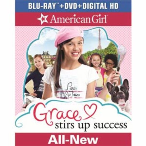 An American Girl: Grace Stirs Up Success [2 Discs] [Includes Digital Copy] [Blu-ray/DVD]