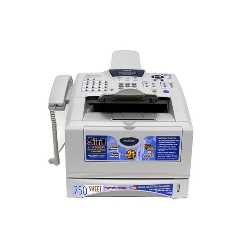 Brother Monochrome Laser Sheetfed All-In-One Printer, Copier, Scanner, Fax, MFC-8220