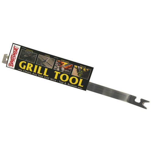 Bayou Classic Stainless Steel Grill Tool