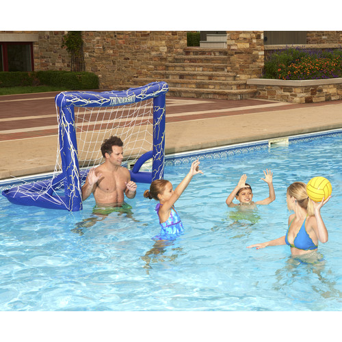 Blue Wave Thunder-shot Water Polo Pool Game