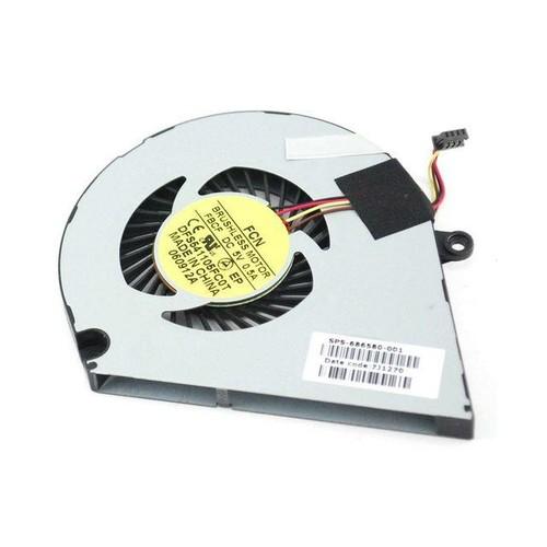 CPU Cooling Fan For HP Envy 4-1000 Envy Pro 4-B000 Envy 6-1000 Envy 6T-1000 Sleekbook Ultrabook P/N: 686580-001 DC28000BDF0 4-wire