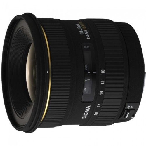 Sigma 10-20mm f/4-5.6 EX DC Lens for Pentax and Samsung - 201109