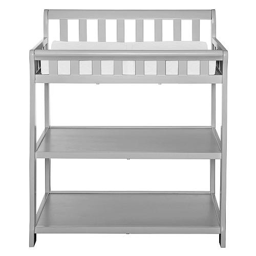 Dream On Me 2-in-1 Ashton Changing Table - Grey