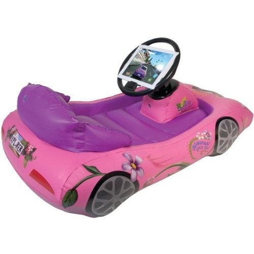 Dora the Explorer Inflatable Sports Car for iPad