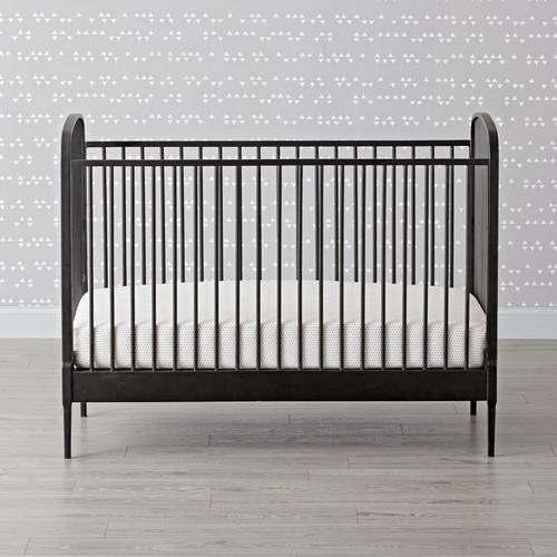 Larkin Graphite Crib