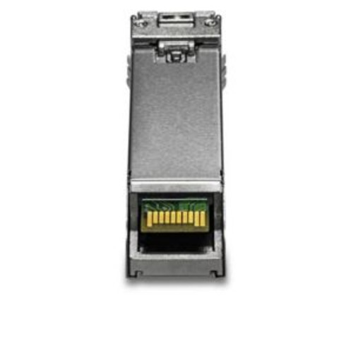 TRENDnet SFP Dual Wavelength Single-Mode LC Module - Mini-GBIC, 1000Base-LX, LC Simplex Connector Type, 1.25Gbps, 10km, Hot Pluggable, Metal Enclosure - TEG-MGBS10D5