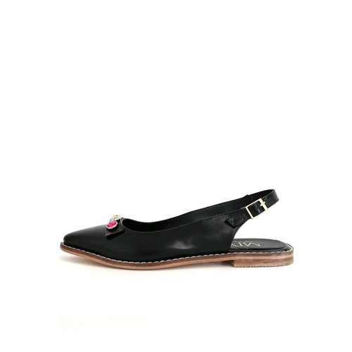Black Sapling Shoe