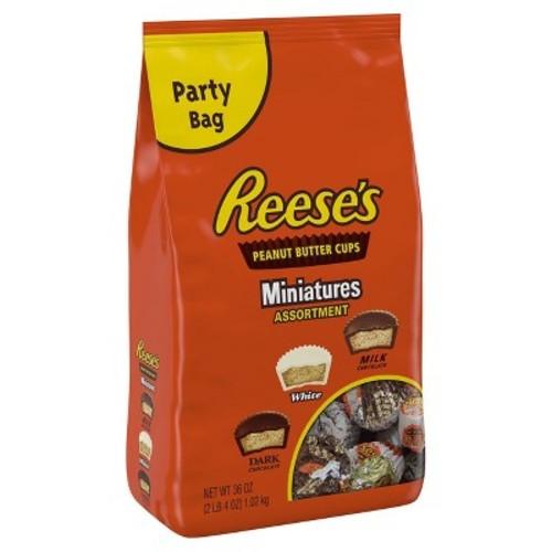Reese's Miniatures Assortment - 36oz