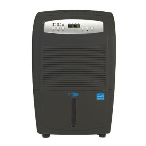 Whynter Energy Star 50-Pint Portable Dehumidifier with Pump /Slate Gray