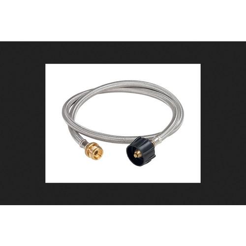 Bayou Classic Liquid Propane-LP 0 Stainless Steel LPG Adapter Hose(MCR1)