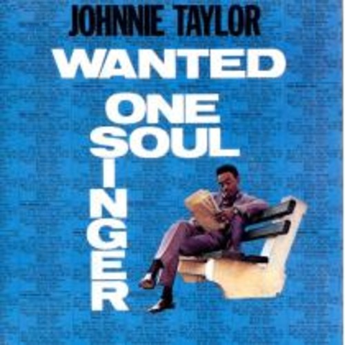 Wanted: One Soul Singer [CD]