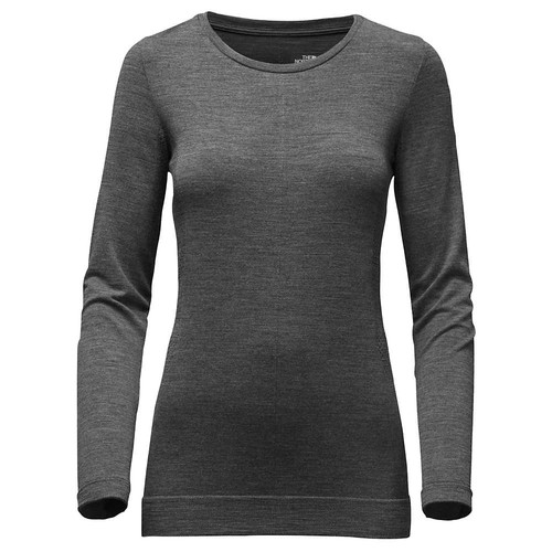 The North Face Women's LS Go Seamless Wool Top