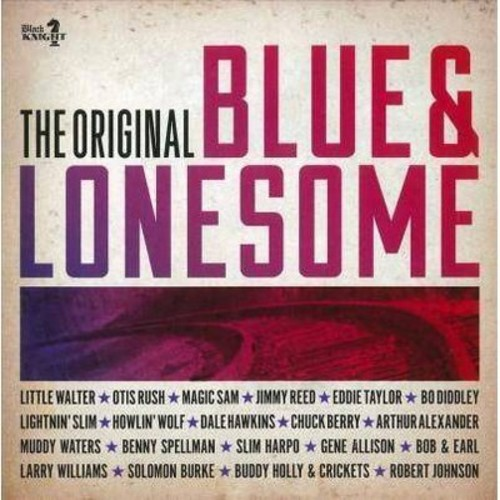 Various - Original Blue And Lonesome (CD)