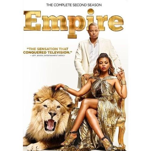 Empire: Season 2 [5 Discs] [DVD]