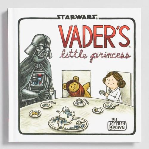Star Wars Vaders Little Princess Book