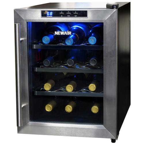 Air 12-Bottle Wine Refrigerator