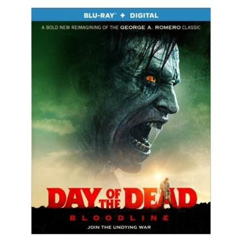 Day of the Dead: Bloodline (Blu-ray + Digital)