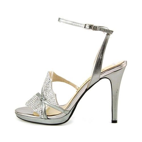 E! Live From The Red Carpet Women's Helena Ankle Strap Evening Sandals