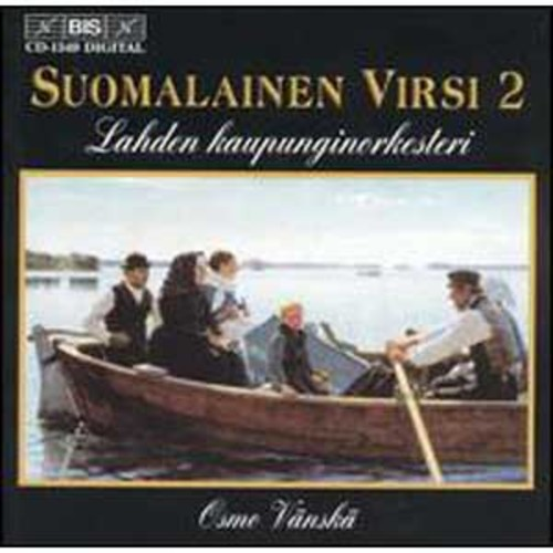 Suomalainen Virsi (Finnish Hymns), Vol. 2 By Osmo Vnsk (Audio CD)