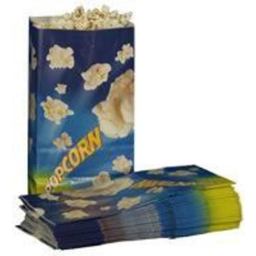 Snappy Popcorn Theater Popcorn Bag (Set of 100); 85 oz.