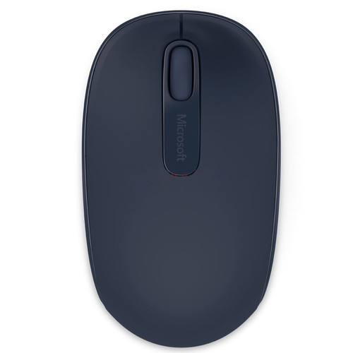 Microsoft 2.4GHz RF Wireless Mobile Mouse 1850 Both Hands Optical 3 Buttons
