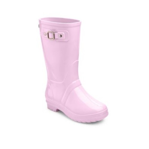 Baby's, Toddler's & Kid's Buckle Strap Rain Boots