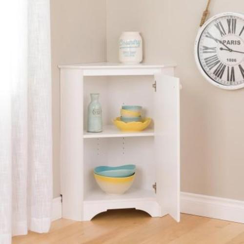 Prepac Elite White Storage Cabinet