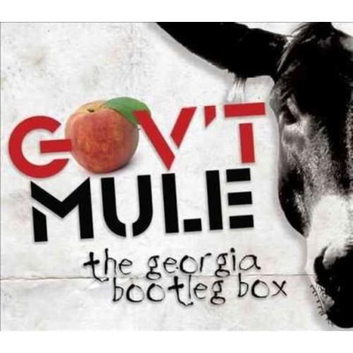 Gov't Mule - The Georgia Bootleg Box