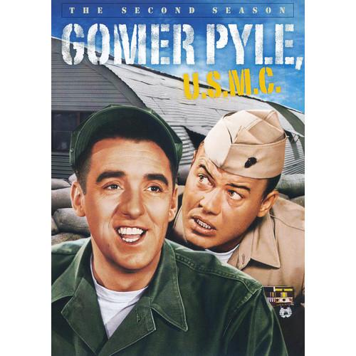 Gomer Pyle U.S.M.C.: The Second Season [5 Discs] [DVD]