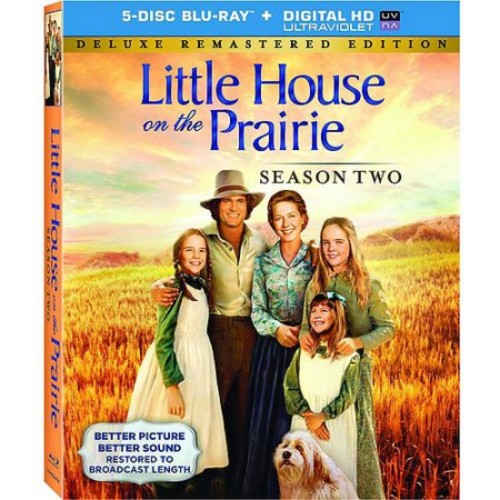 Little House on the Prairie: Season Two (Blu-ray + Digital Copy)