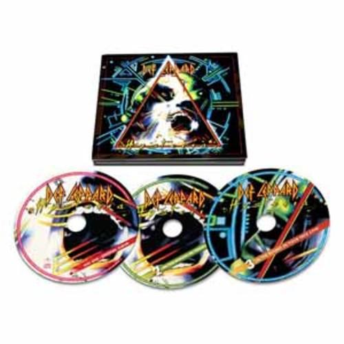 Hysteria (30th Anniversary Edition) - Def Leppard (3PC) [Audio CD]