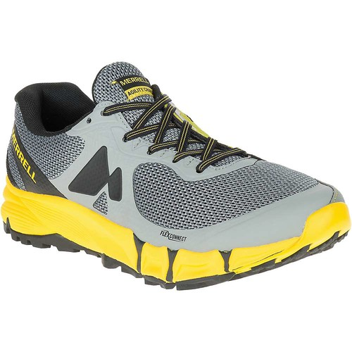 MERRELL Men's Agility Charge Flex Trail Running Shoes, Wild Dove