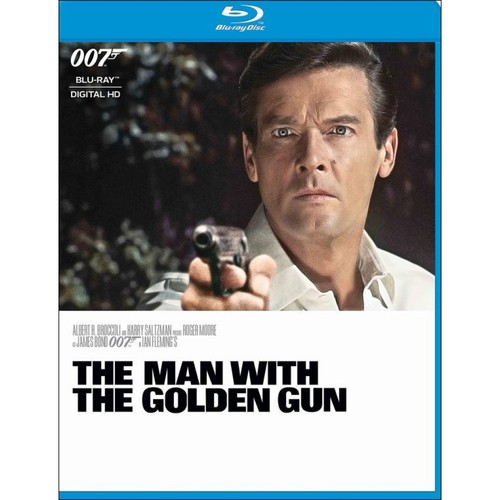 The Man with the Golden Gun [Blu-ray] [1974]