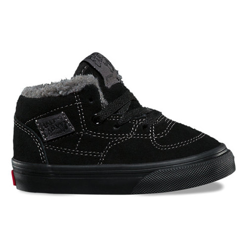 Toddlers Sherpa Half Cab