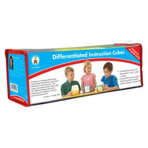 Carson-Dellosa Manipulative Differentiated Instruction Cubes Grades K-5