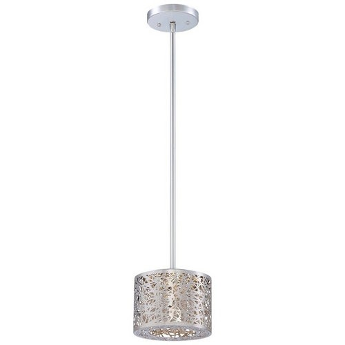 Kovacs P989-077-L 1 Light LED Mini Pendant from the Hidden Gems Collection
