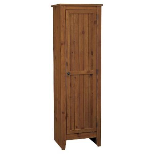 Milford Single Door Storage Pantry Cabinet - Pine - Altra