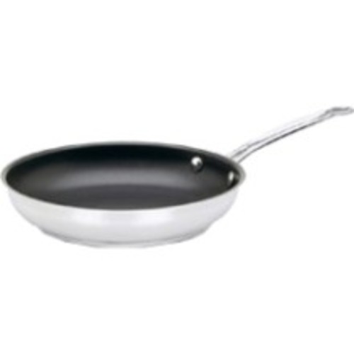 Cuisinart - Chef's Classic Frying Pan - Stainless Steel