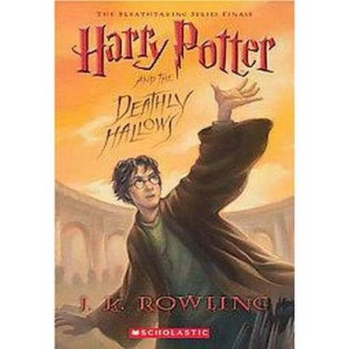 Harry Potter and the Deathly Hallows ( Harry Potter) (Reprint) (Paperback) by J. K. Rowling