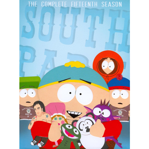 South Park: The Complete Fifteenth Season [3 Discs] [DVD]