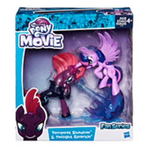 My Little Pony: The Movie Fan Series Tempest Shadow & Twilight Sparkle