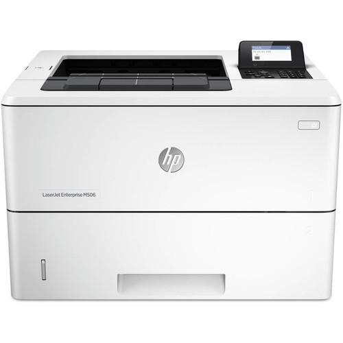 LaserJet Enterprise M506n Monochrome Laser Printer
